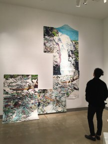 Rebecca Hamm, Waterfall; Image courtesy of the artist