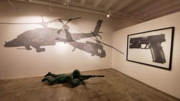Pop Culture, Ronald H. Silverman Fine Arts Gallery; Photo credit Kristine Schomaker