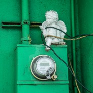 Diane Cockerill, Meter Reader; Image courtesy of the artist