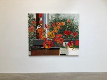 Kirsten Everberg, Western Lilies, Life Still, 1301PE; Photo credit Shana Nys Dambrot