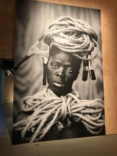 Zanele Muholi, Venice Biennale; Photo credit Sydney Walters