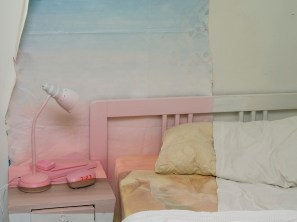 Rachel Granofsky, Beans, Bed The Body, Roommates, Shulamit Nazarian; Image courtesy of the gallery