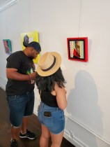 Vakseen, Gallery 30; Photo credit Genie Davis