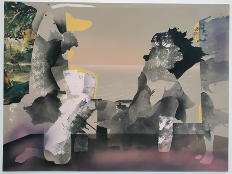 Annie Lapin, LA Painting, MOAH; Photo credit Kristine Schomaker