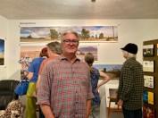 Bill Brewer, Brewery Artwalk; Photo Credit Dani Dodge