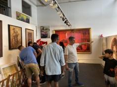 MLA Gallery, Brewery Artwalk; Photo Credit Dani Dodge