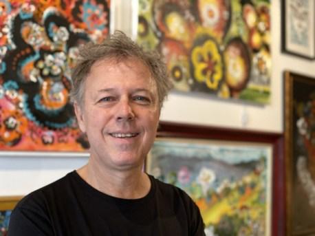 Todd Westover, Brewery Artwalk; Photo Credit Dani Dodge