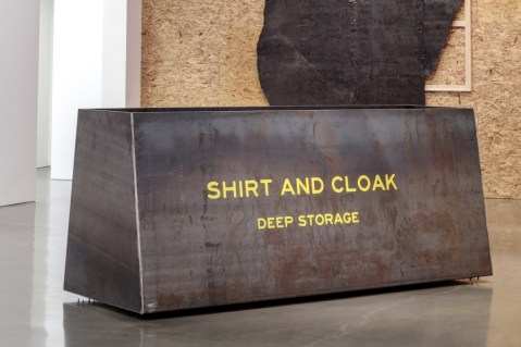 Deep Storage © Theaster Gates, Courtesy Regen Projects, Los Angeles