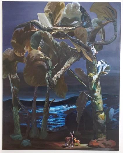 Emma Webster, LA Painting, MOAH; Photo credit Kristine Schomaker