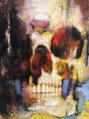 Jim Morphesis, LA Painting, MOAH; Photo credit Betty Ann Brown