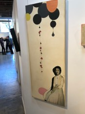 Kaoru Mansour, Uncommon Denominators, ARK Gallery; Photo credit Betty Brown