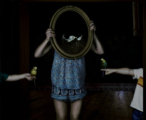 Jennifer Georgescu, Mother Series; Image courtesy of the artist