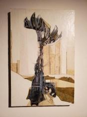 Jennifer Gunlock, Motherlode, St. Broxville Wood: Into the Thicket, Kellogg University Art Gallery; Photo credit Sydney Walters