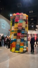 Eric Johnson. LA Art Show, LA Convention Center; Photo credit Kristine Schomaker