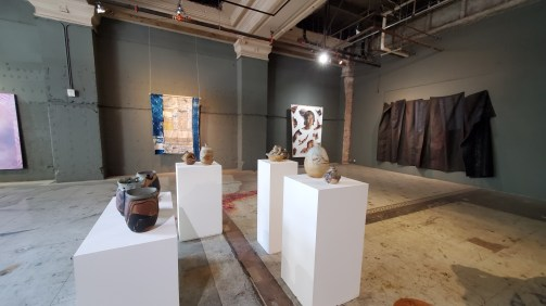 This PLACE, Quotidian Gallery; Photo credit Kristine Schomaker