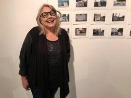 Dani Dodge. Type, GWC Art Gallery; Photo credit Genie Davis