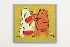 Don Suggs, A Marriage, Face-Off, L.A. Louver; Image courtsey of the gallery