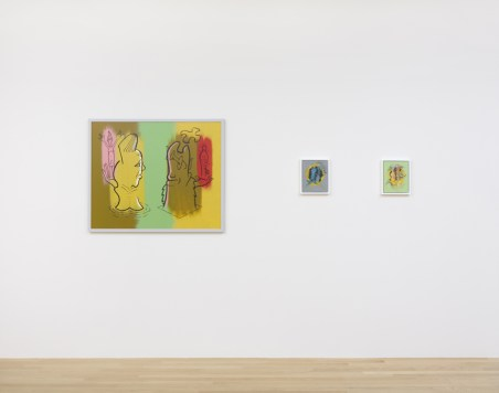 Don Suggs, Face-Off, L.A. Louver; Image courtesy of the gallery