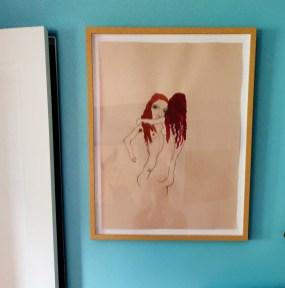 Eve Wood, Mirror Image; Image courtesy of the artist