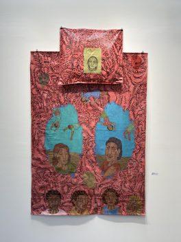 José Lozano, The 99%, Mash Gallery; Image courtesy of the gallery