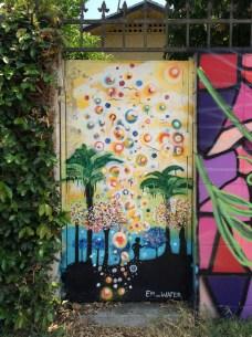 Gabba Alley Art, Em Wafer ©2016 Hidden Hi Fi, Gabba Gallery, Photo credit- JulieFaith, All rights reserved