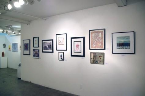 I-5 Gallery. Brewery Artwalk 2016