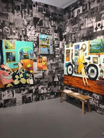 Art Week Miami 2016. Day 4. Photo Credit Joshua Levine, Copyright1972