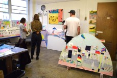 GLAMFA and CSULB Open Studios 2017. Photo Credit Kristine Schomaker