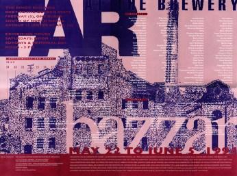 FAR Bazaar at the Brewery 1994