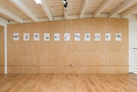 Nancy Baker Cahill. Manifestos. OCHI PROJECTS. Photo Courtesy of the Gallery.