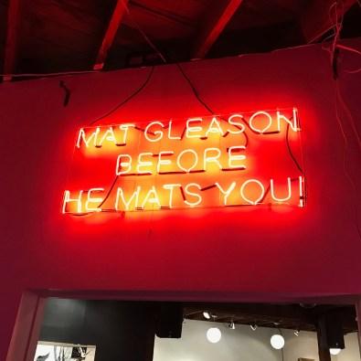 Text Message. Loft at Liz's. Photo Credit Genie Davis.