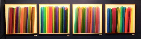 Mark Verrillo. We Are Not of the Same Color. Avenue 50 Studio. Photo Credit Patrick Quinn.