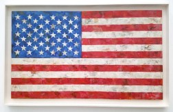 Jasper Johns. The Broad. Photo Credit Kristine Schomaker