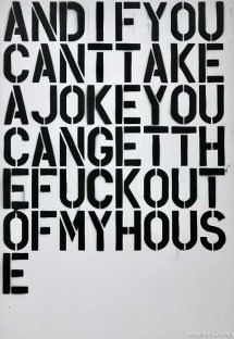 Christopher Wool. The Marciano Art Foundation. Photo Credit Stephen Levey.