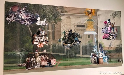 Jim Shaw. The Marciano Art Foundation. Photo Credit Stephen Levey.