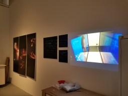 Stormy Wu. Claremont Graduate University MFA Open Studios. Photo Credit Jacqueline Bell Johnson.