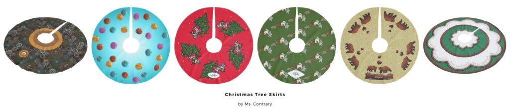 Christmas Tree Skirts collection