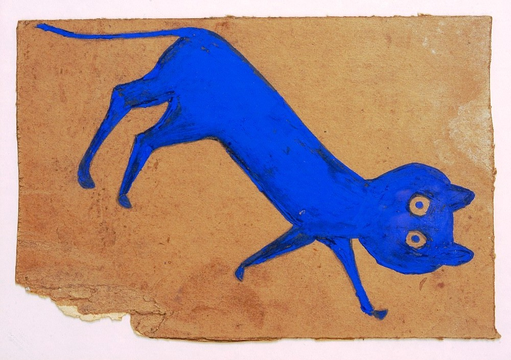 Bill Traylor Southern Self Taught Artist Born Into