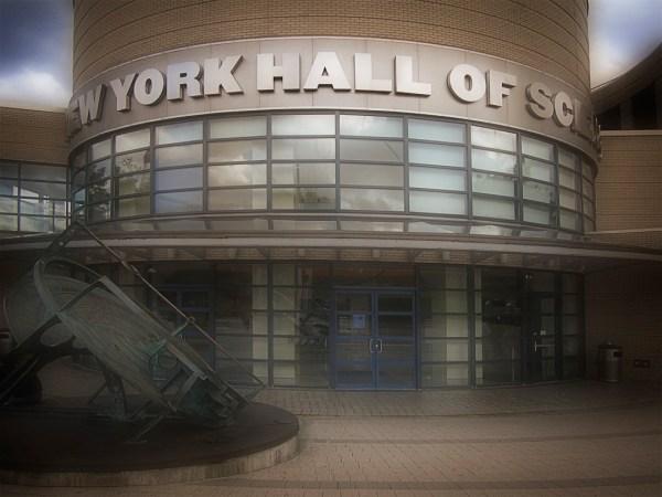 York Hall Of Science Artandfossils