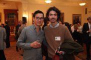 Directors Ji Lee and Charles Frank