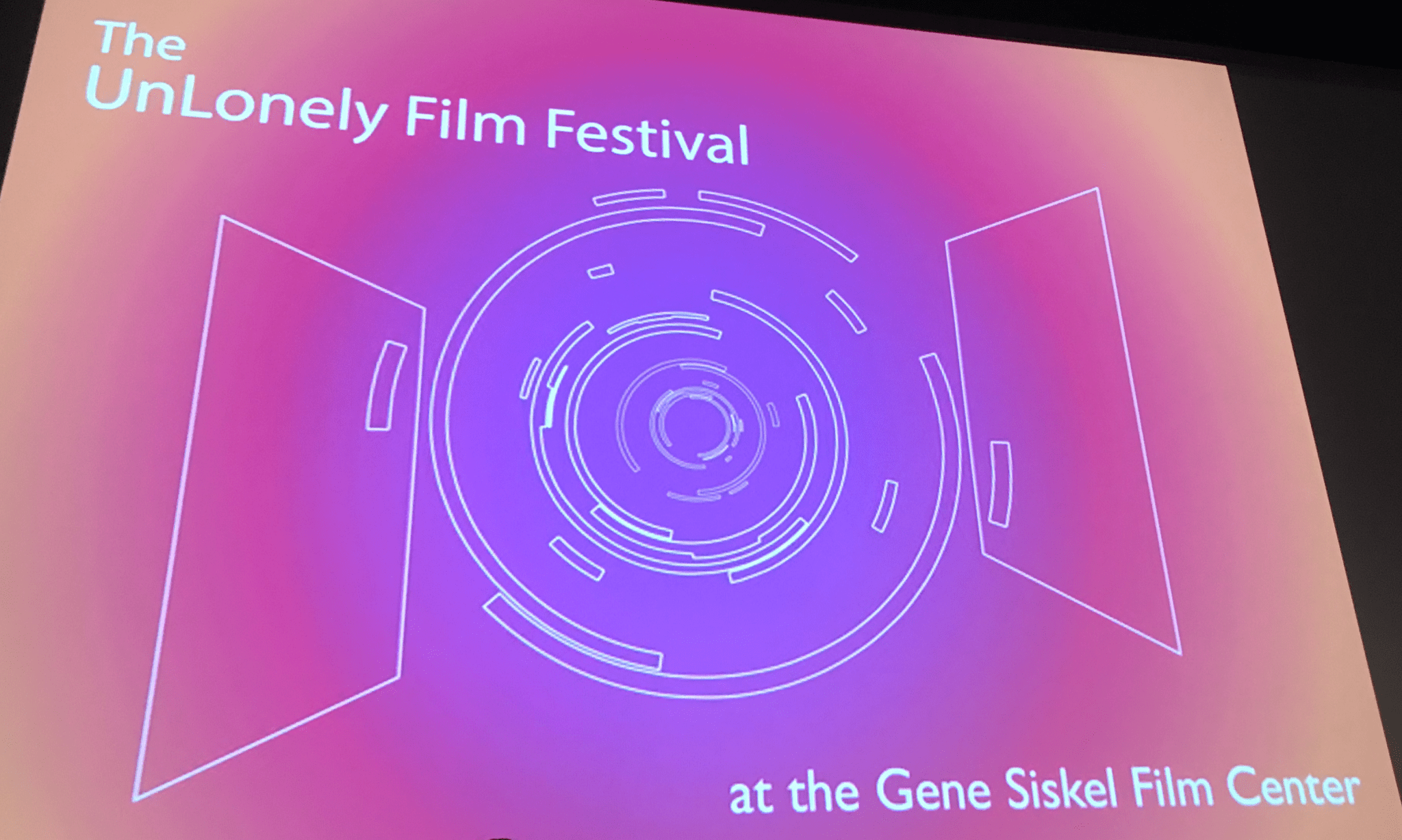 UnLonely Impact Event at the Gene Siskel Film Center