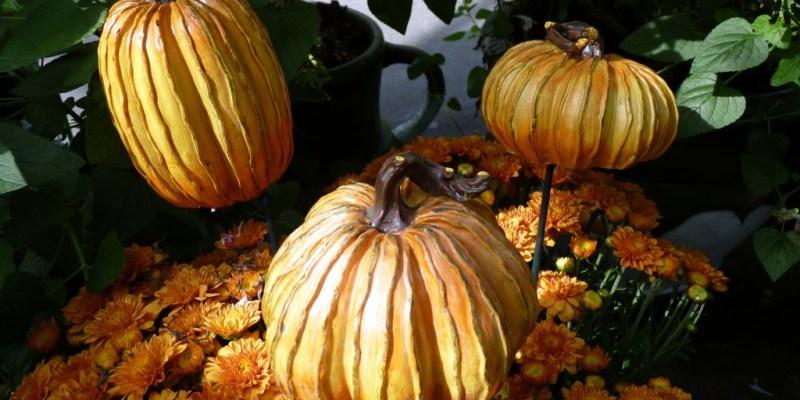 Fall Garden Decor Tips
