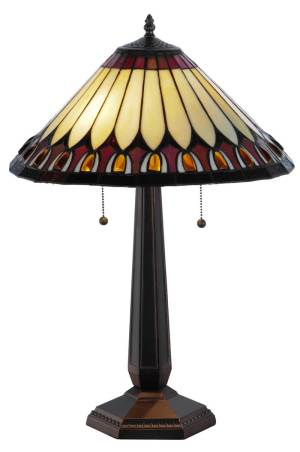 "24.5""H Tuscaloosa Table Lamp"