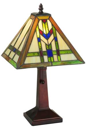 "17.5"" H Prairie Wheat Table Lamp"