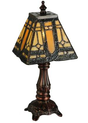 Sierra Prairie Mission Small Table Lamp