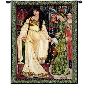 The Keepsake | 40 x 26 | Woven Tapestry Hanging