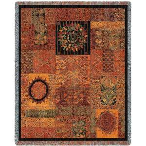 "Guatemala Blanket | 54"" x 70"""