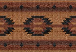 Adobe Tan | Southwest Tapestry Placemats | 13 x 18