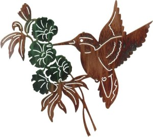 Hummingbird (Revised) | 24"