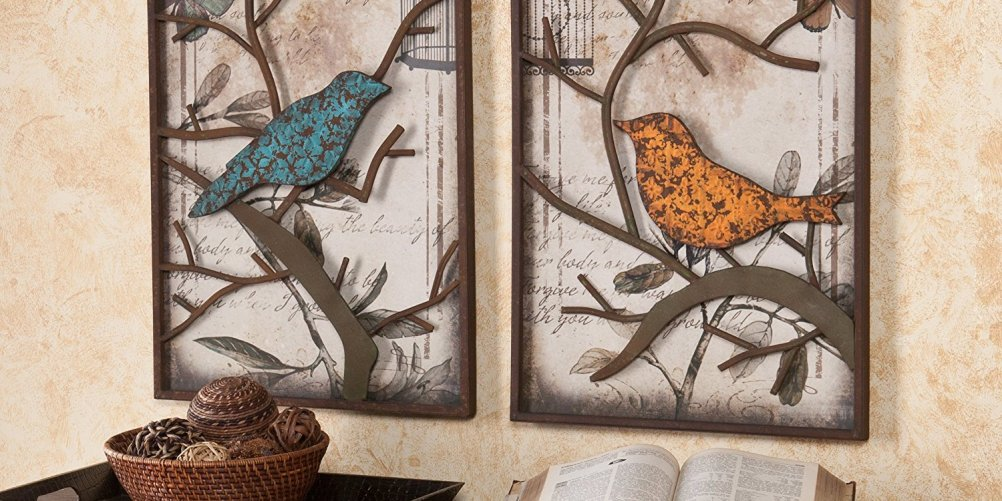 5 Benefits of Decorating with Metal Wall Art | Art & Home ...